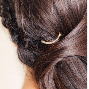 Accessories - Lelet NY Swarovski Crystal Hair Pin